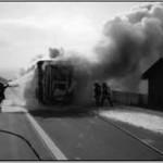 2010 Autobusbrand A1 7. März 2010