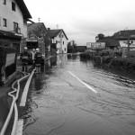 2013 Hochwasser Moos am 03. Juni