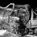 2013 Unfall A1 am 29. Juli