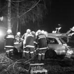 2012 Verkehrsunfall Steindorf am 16. November