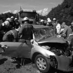 2011 Verkehrsunfall am 6. August