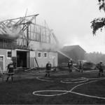 2004 Brand bei Kreuzer, Reichersberg