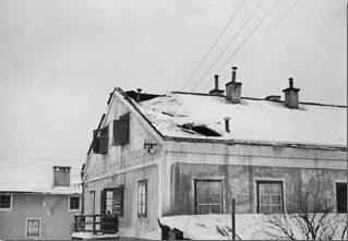 Brand Seehof, Litzlberg, 1956 (-28 Grad)