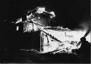 Pfarrhofbrand, 1961